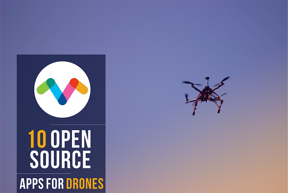 Open Source Apps for Drones