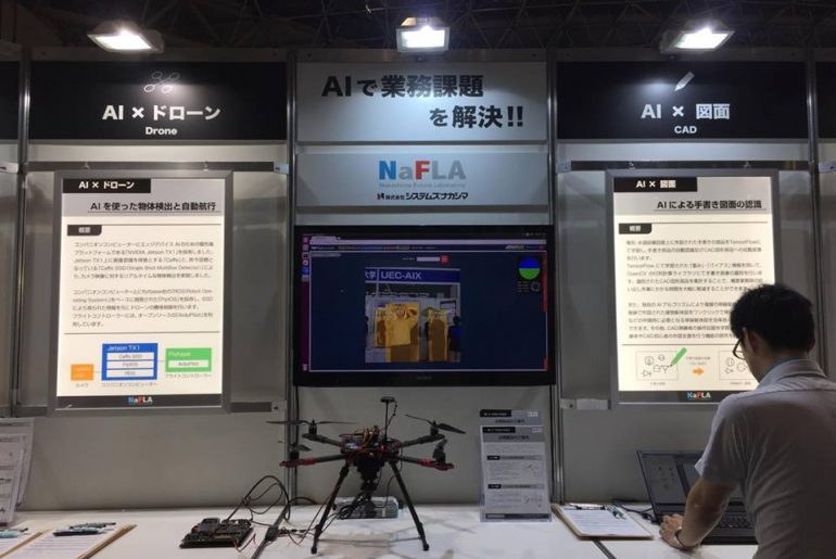 Deep Learning Drones