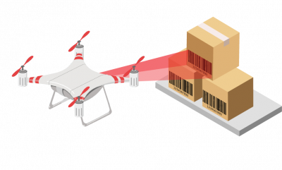 Drone inventory management